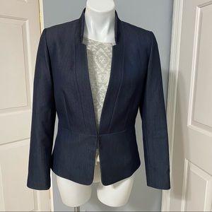 Antonio Melani Blue Blazer- Size 6